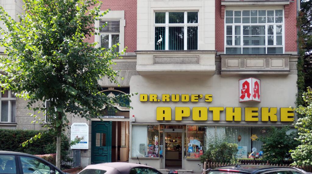 Frauenarzt Praxis / Frauenarztpraxis Friedenau Dr. med. C. J. Rottacker Friedrich-Wilhelm-Platz 6 12161 Berlin-Friedenau